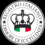 logo registro italiano dimore di accellenza